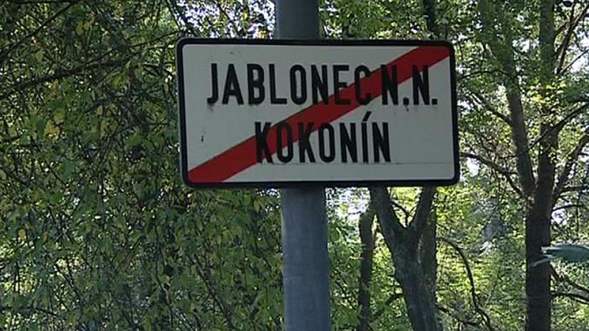 Konec městské části Kokonín