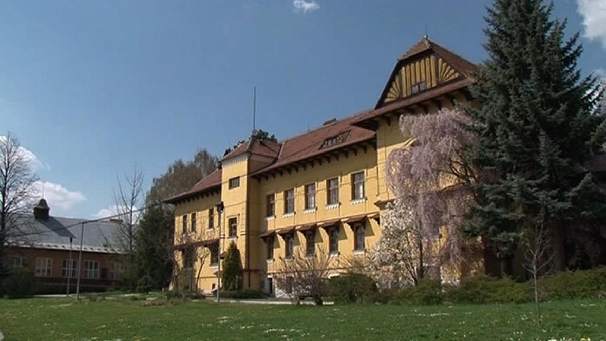 Budova bývalé školy