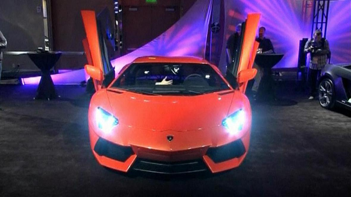 Mezinárodní autosalon v americkém Detroitu