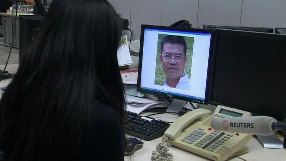Čínský blogger Čchen Si