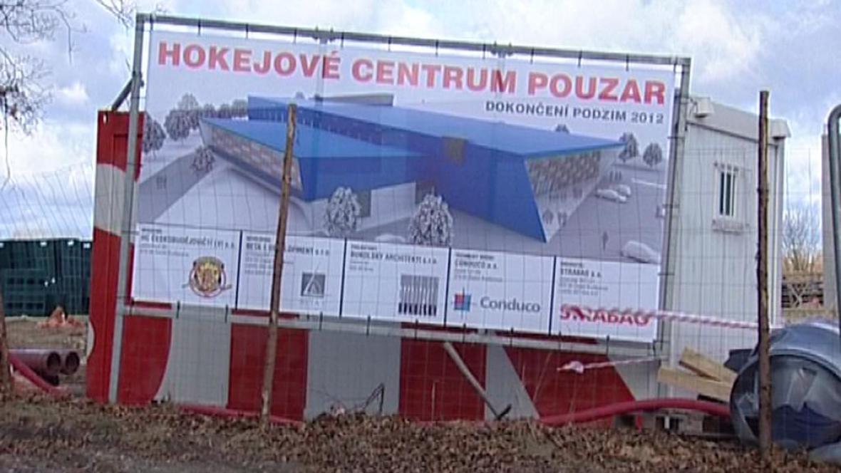 Stavba nového stadionu