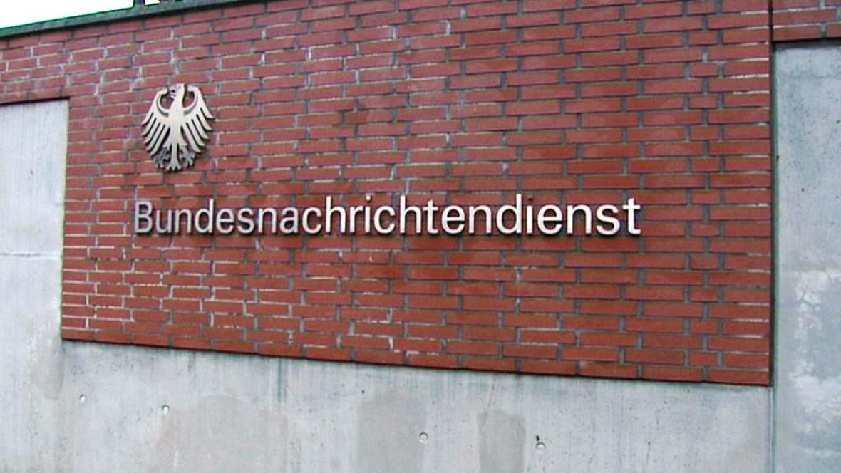 Německá rozvědka BND