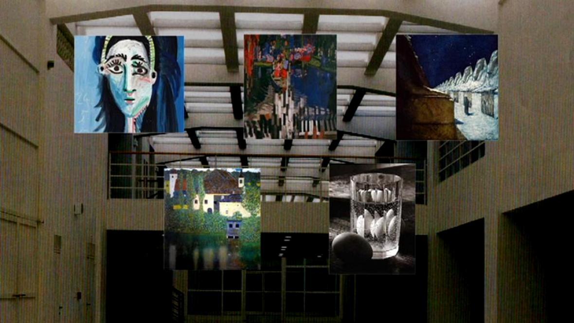 V zahraničních galeriích budou chybět vzácné obrazy