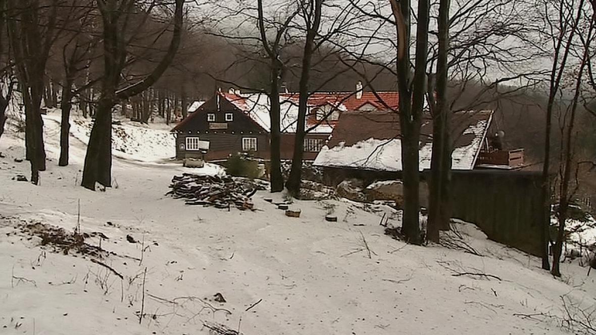 Horská chata u Lopeníku