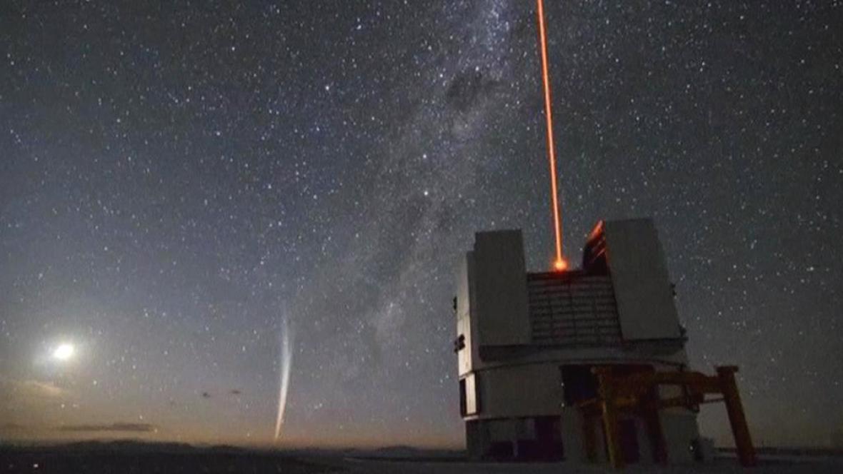 Kometa Lovejoy