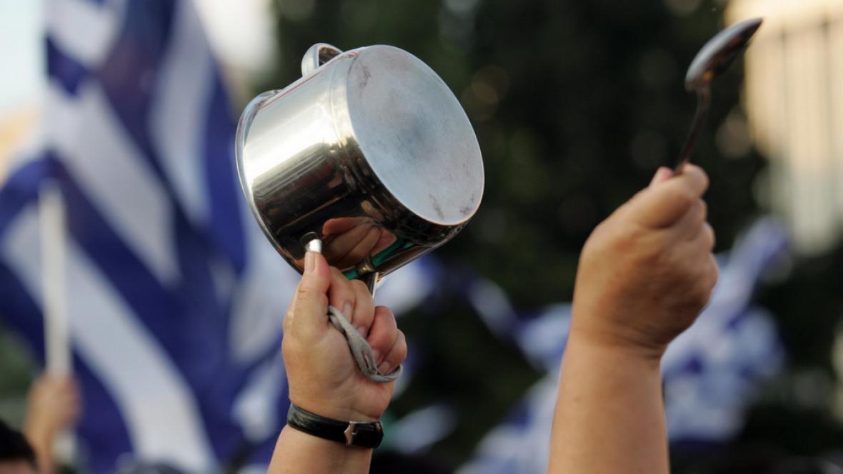 Nespokojení Řekové