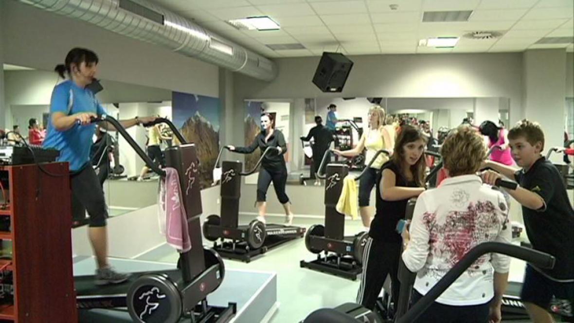 Fitnes studio v Olomouci