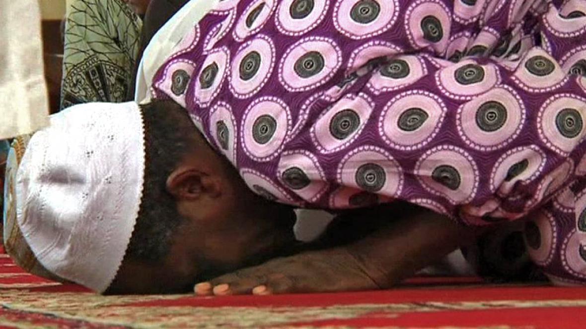 Nigerijští muslimové