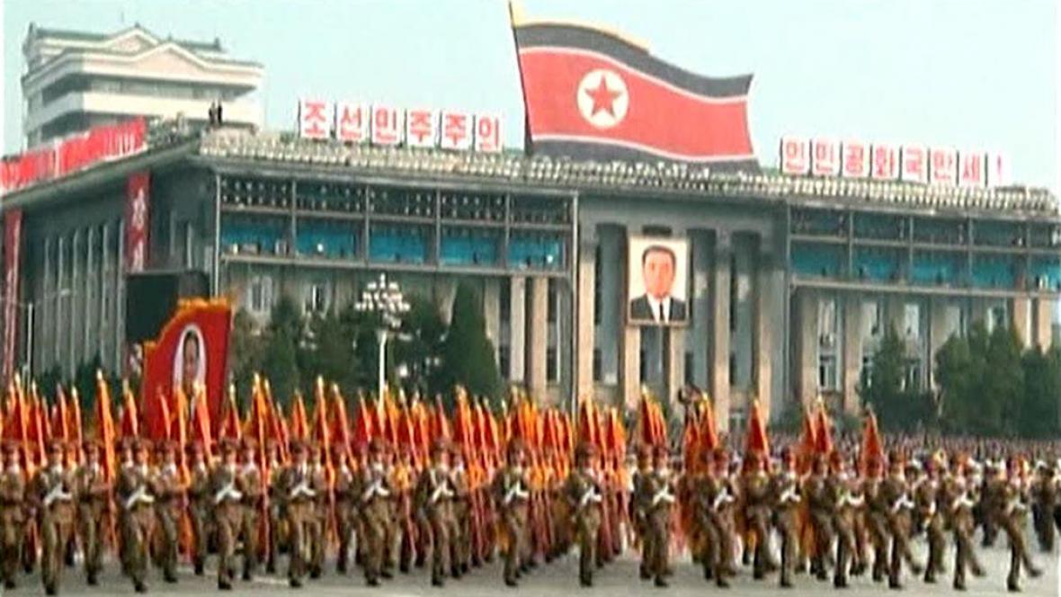 Armáda Severní Koreji