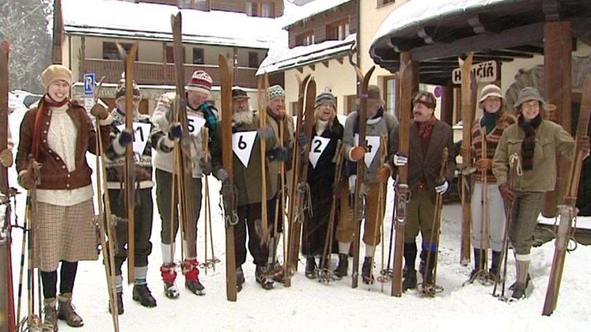 Šumavští lyžníci