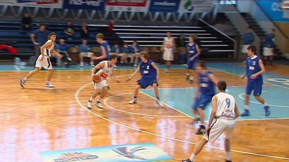 Basketbal - Ocelářský turnaj hráčů do 17 let