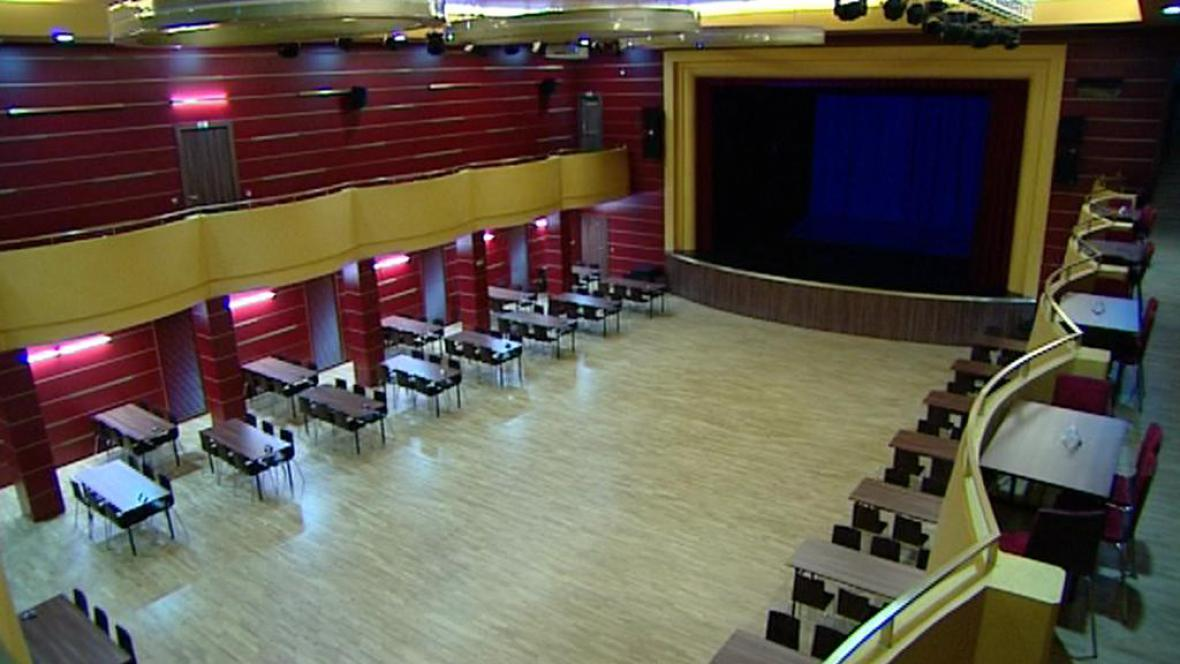 Nové kulturní centrum v Chebu