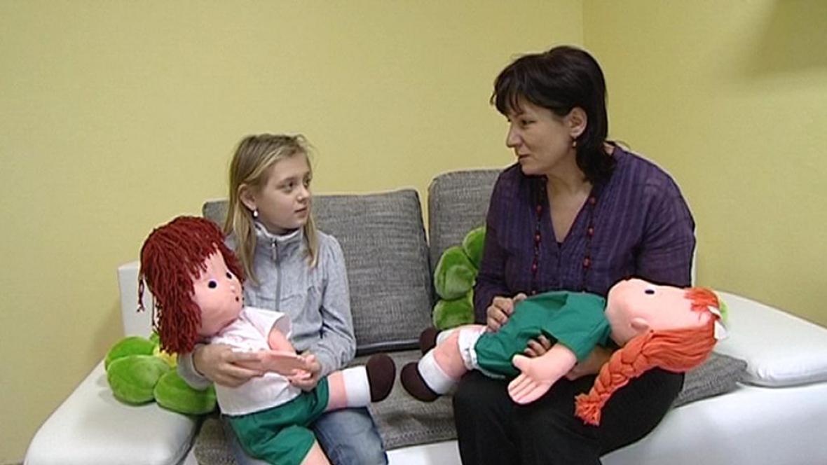 Výslechová místnost pro děti
