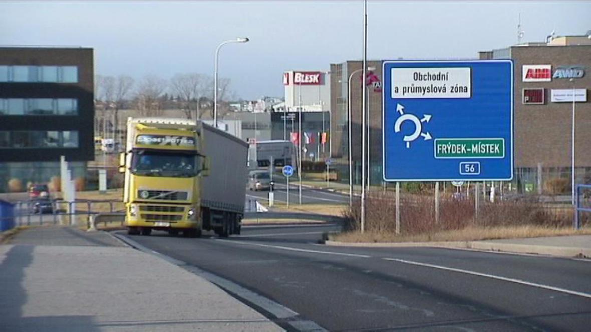 Obchodní a průmyslová zóna Hrabová