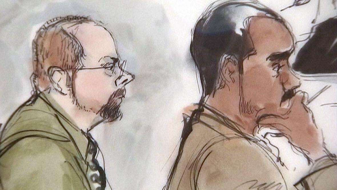 Hacker Christopher Chaney před soudem
