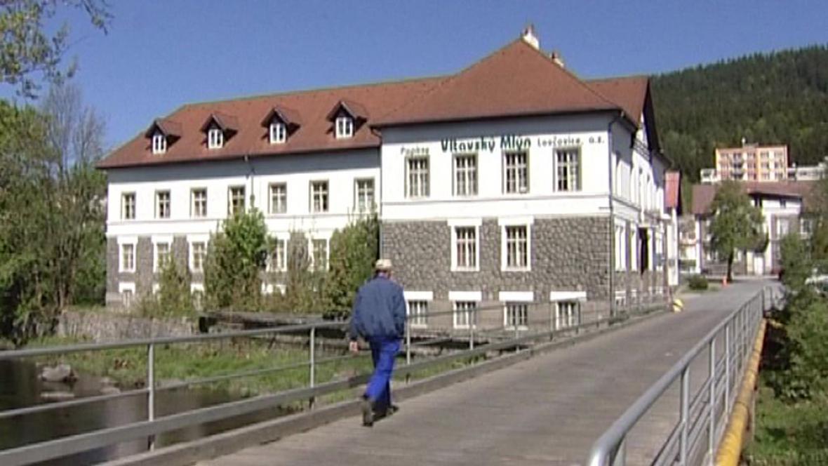 Obec Loučovice na Českokrumlovsku