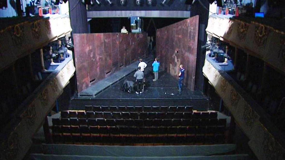 Nové divadlo v Budapešti