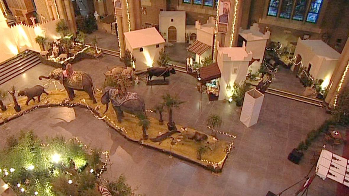Největší Betlém světa