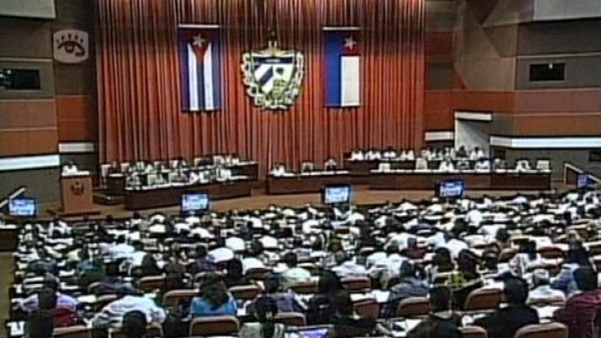 Kubánský parlament