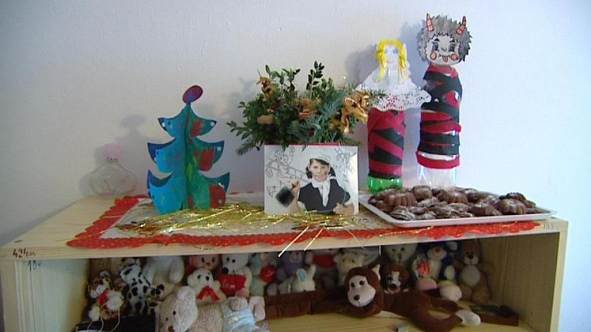 Vánoce v azylovém domě