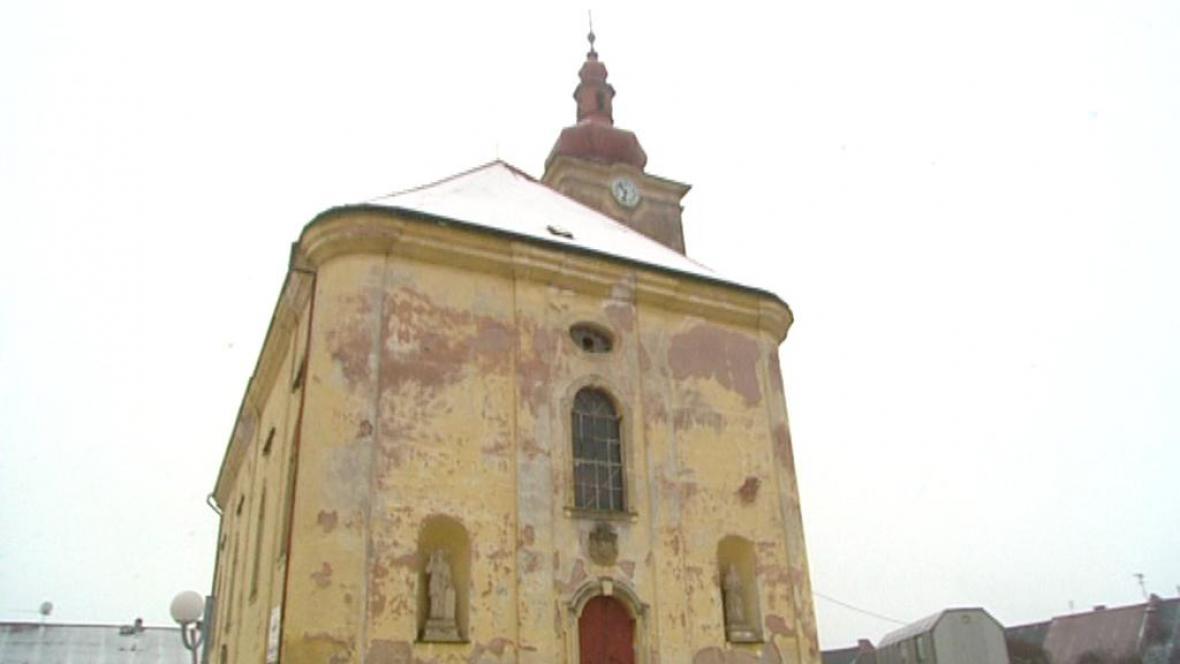 Kostel v Pilníkově