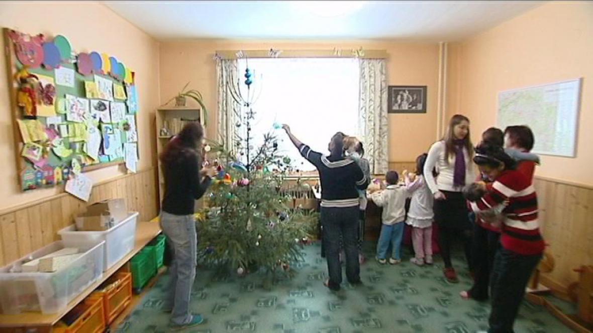Přípravy svátků Charitního domu sv. Zdislavy v Ostravě – Zábřehu