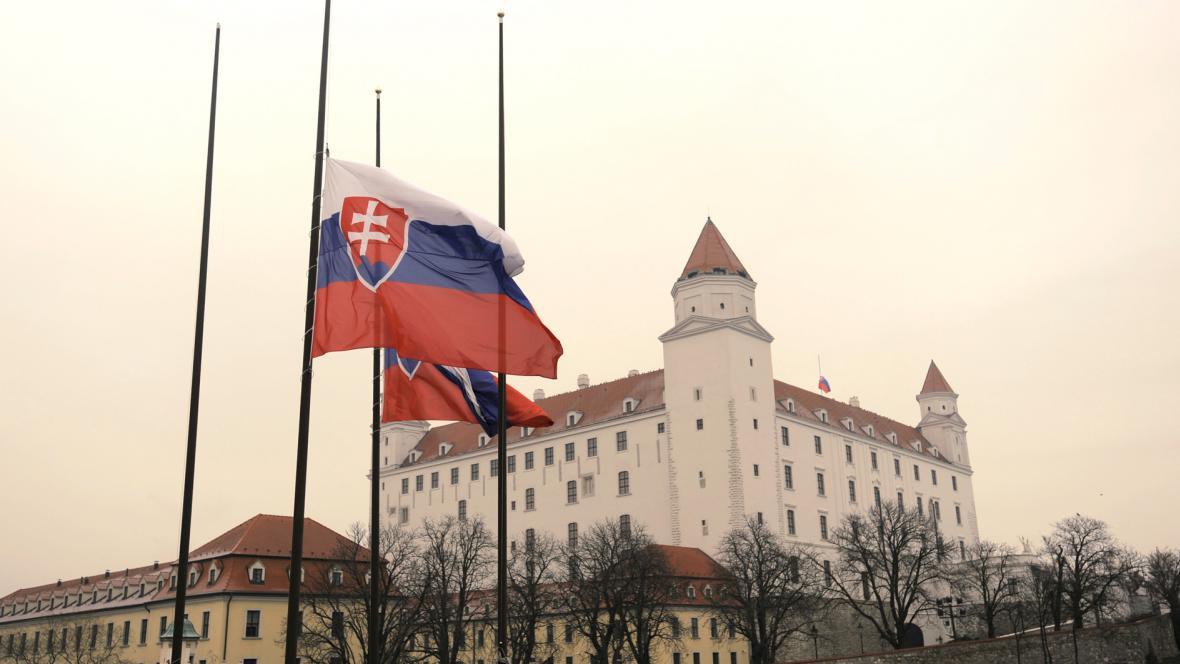 Smutek na Slovensku