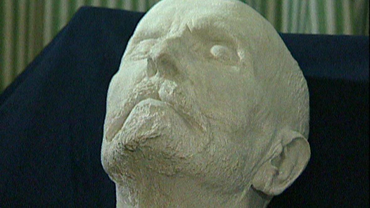 Maska T.G. Masaryka