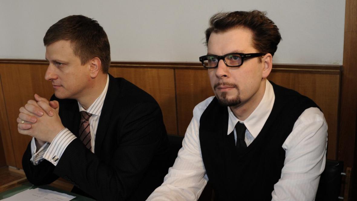 Roman Týc na archivním snímku z roku 2008