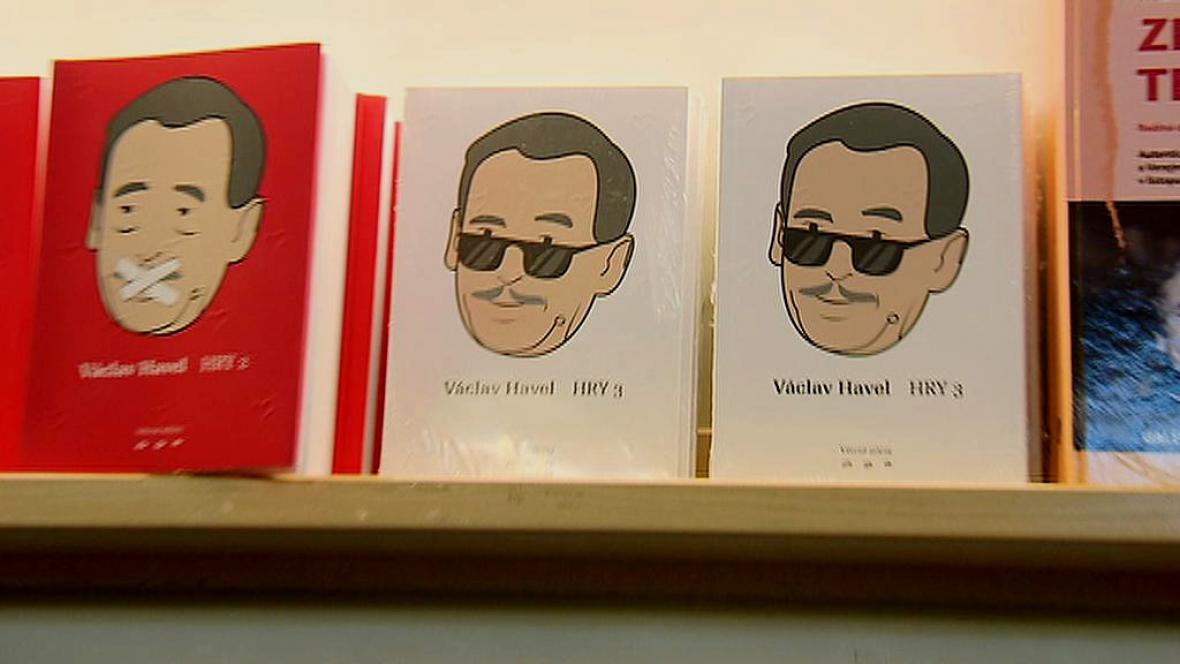 Knihy Václava Havla