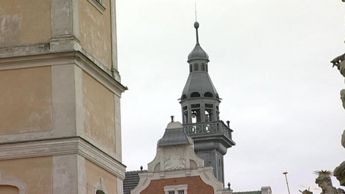 Radniční věž v Hodoníně