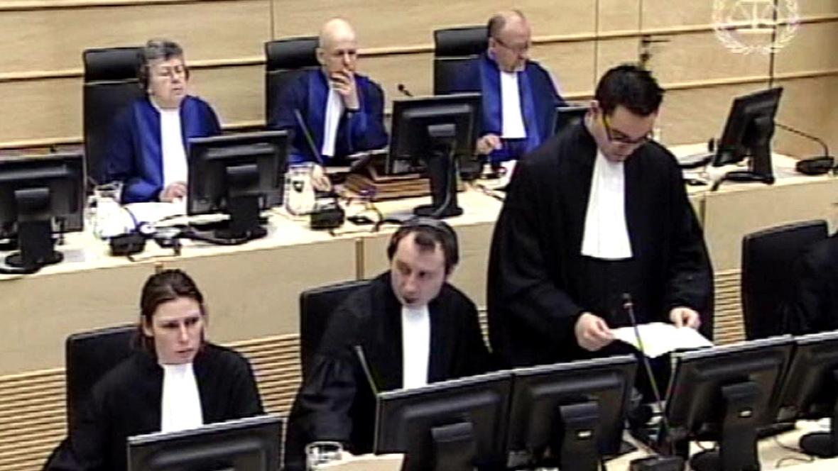 Mezinárodní trestní soud
