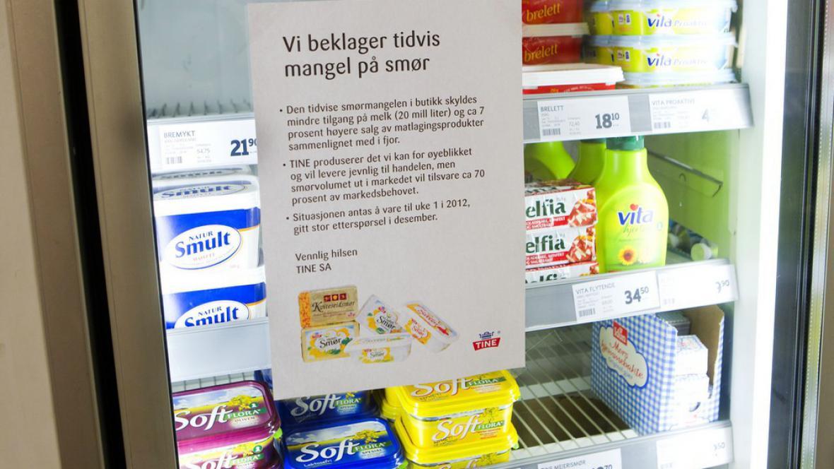 Norské máslo