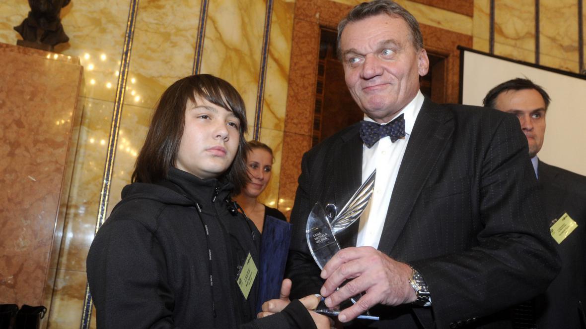 Martin Spiridonov a Bohuslav Svoboda