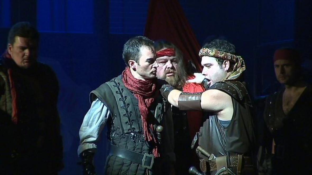 Opera Simon Boccanegra