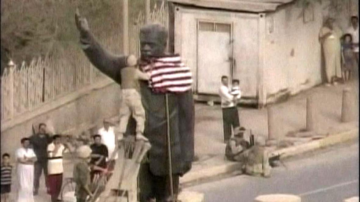 Invaze od Iráku