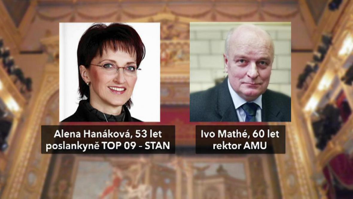 Kandidáti do čela ministerstva kultury