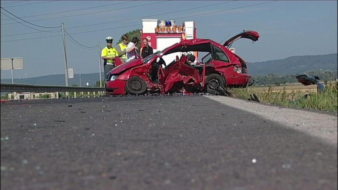 Nehoda v Olomouci – Týnečku