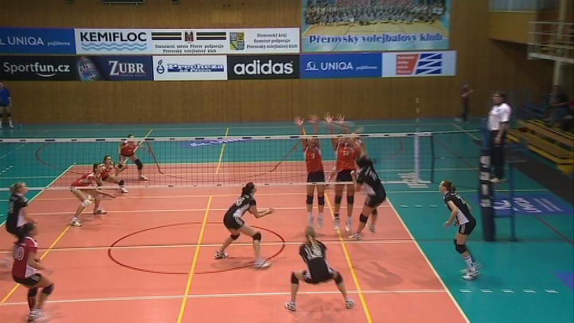 Volejbal Olomouc