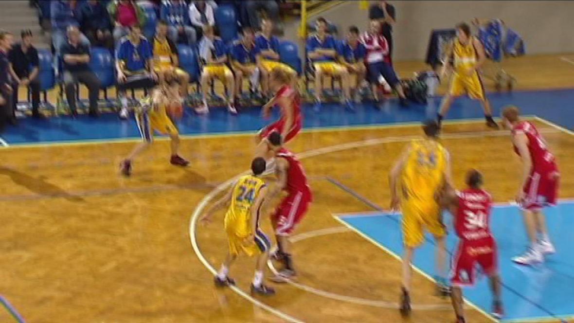 Basketbal Opava