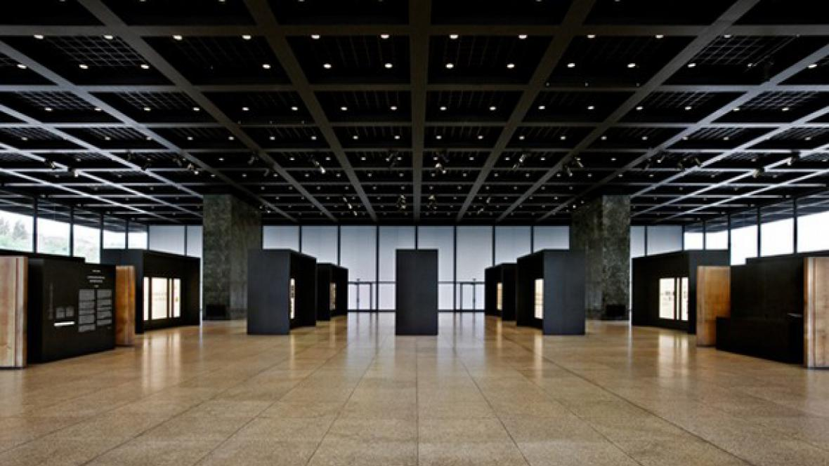 Výstava Taryn Simonové v Berlíně