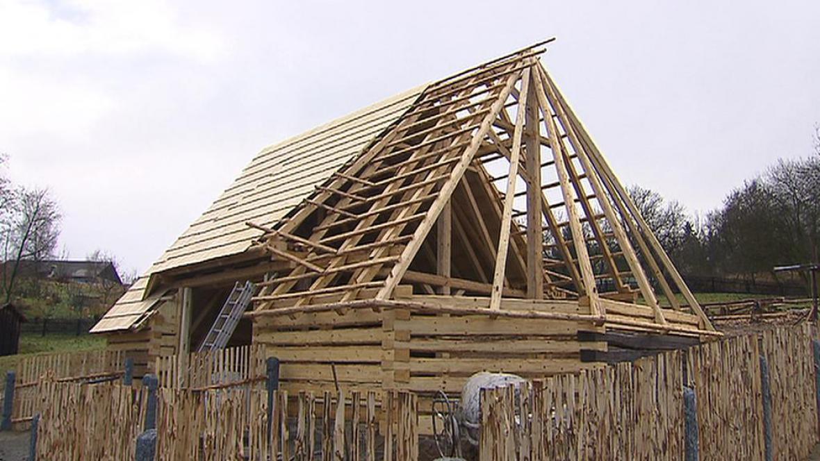 Víceboká stodola