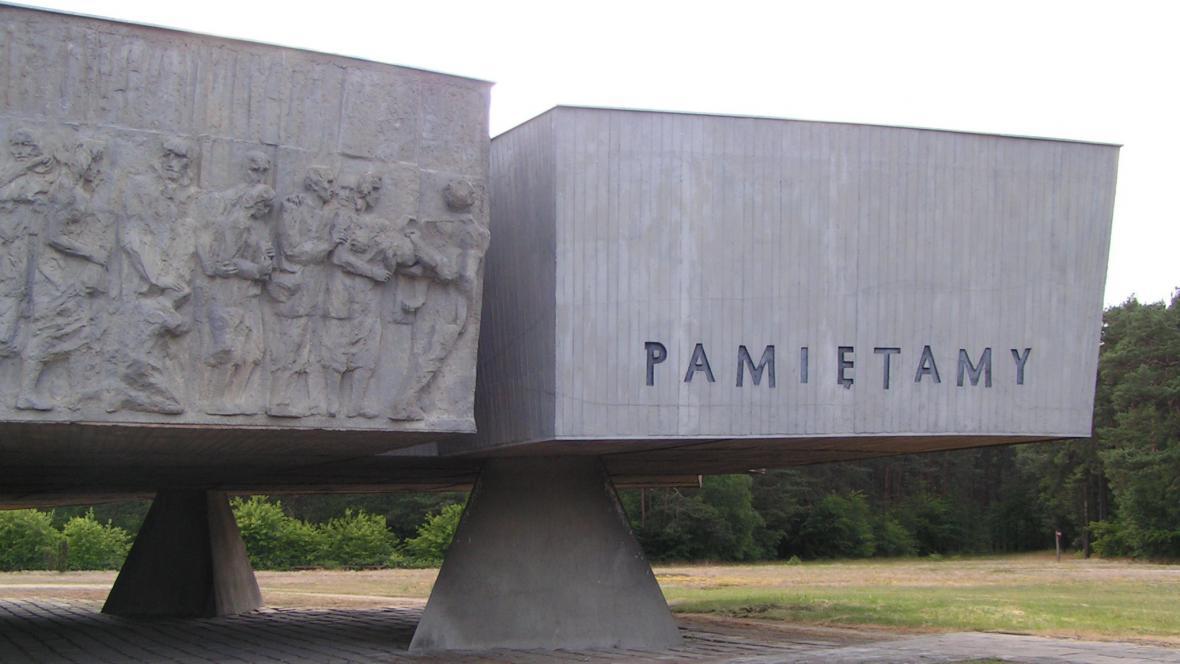 Pomník obětem v Chelmně