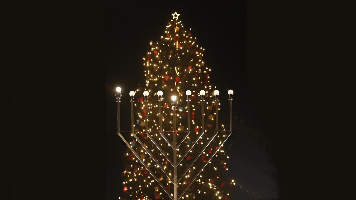 Vánoce nebo Chanuka?