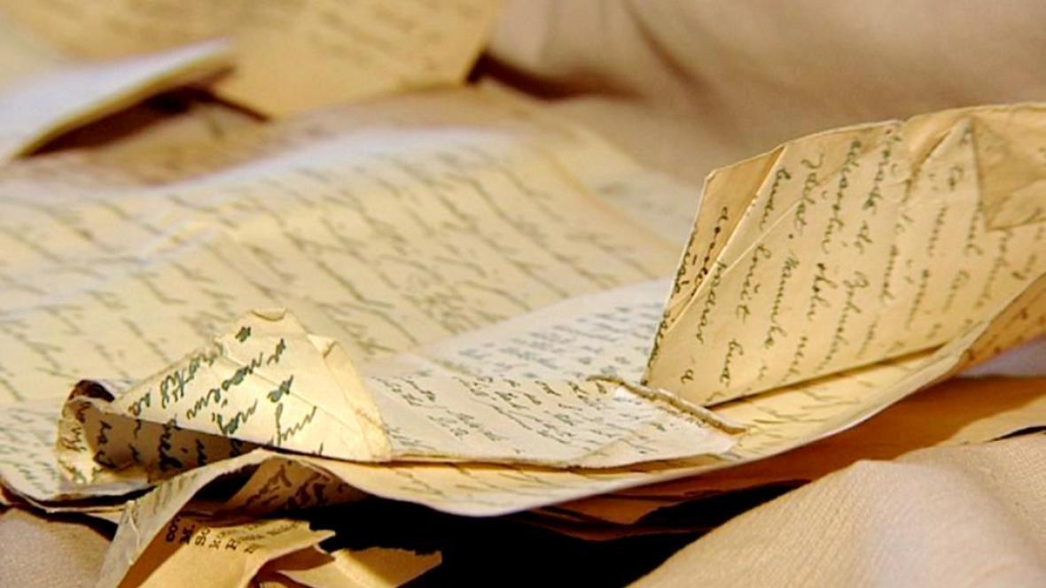 Dopisy politických vězňů