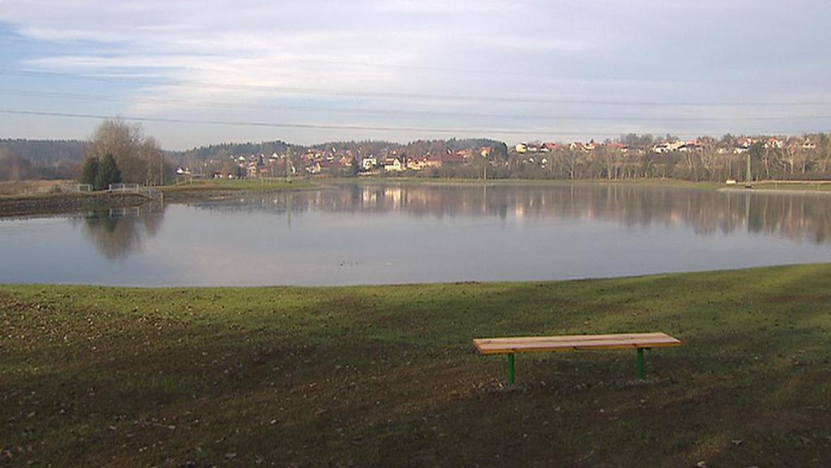 Nový rybník v Doksech