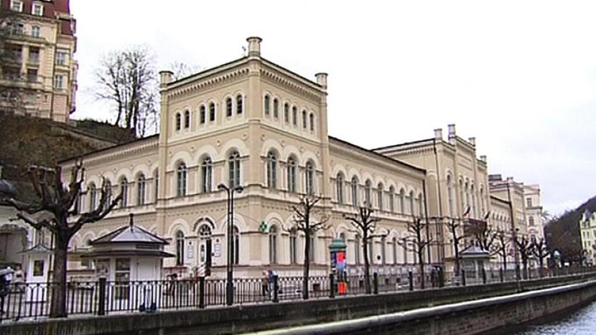 Budova Lázní III