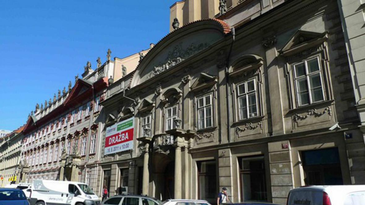 Designblok / Šporkovský palác