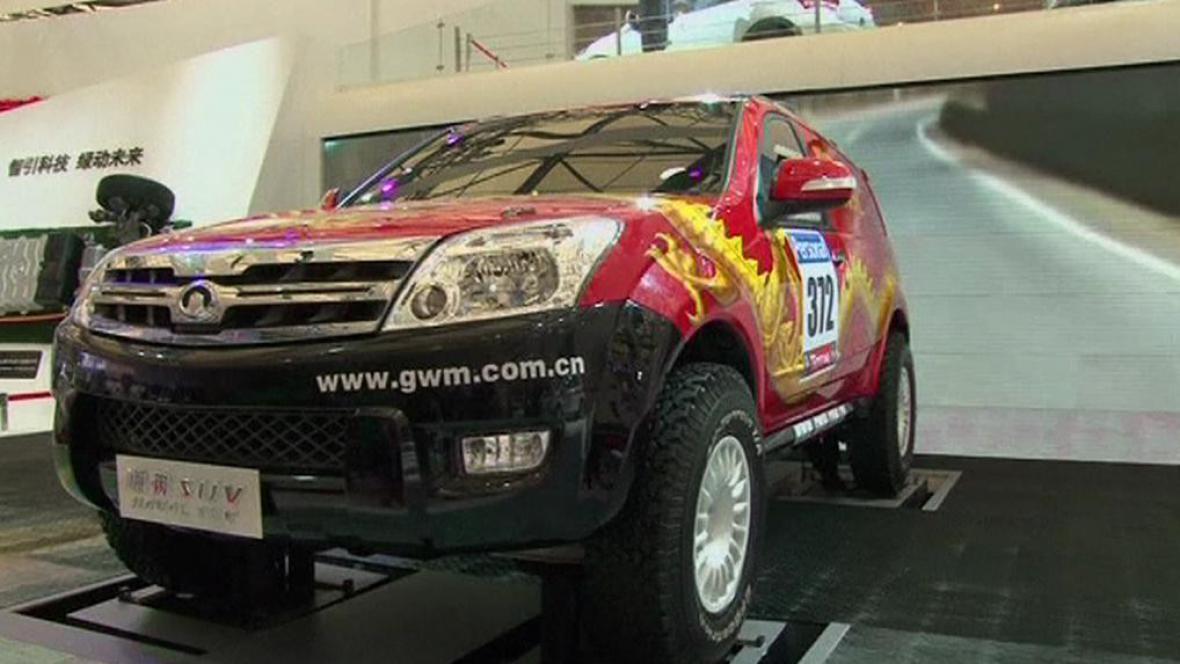 Čínská automobilka GWM