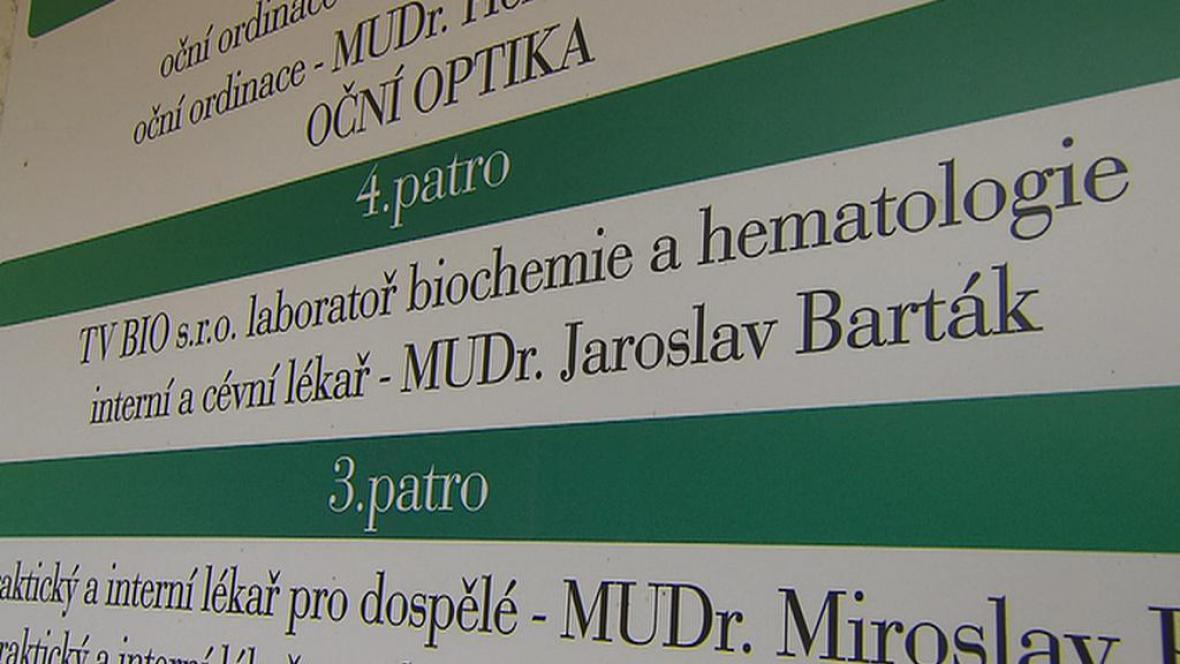 Ordinace Jaroslava Bartáka